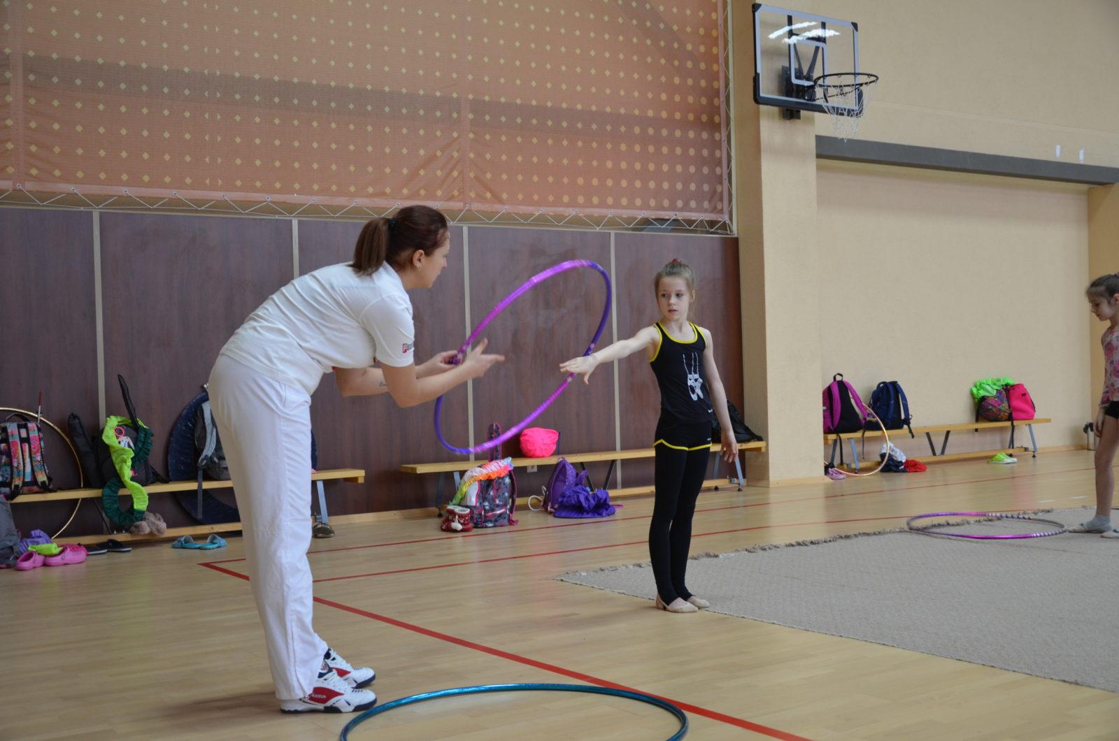 Международный учебно-тренировочный сбор по художественной гимнастике под руководством Дарьи Кондаковой
