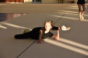 УТС по художественной гимнастике под руководством Дарьи Кондаковой