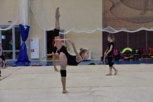 Предновогодний турнир по худ.гимнастике