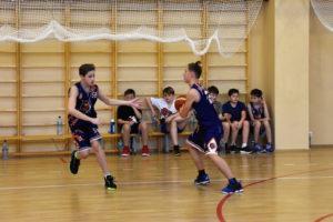 Баскетболисты «Академии чемпионов» на ТМ в Парамоново