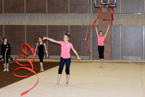 ТМ девочек 2009-2011г.р. по худ.гимнастике к Первенству Москвы
