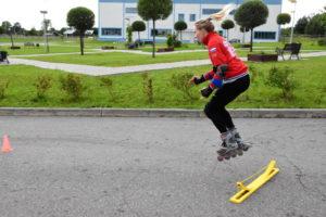 Женская сборная команда по горнолыжному спорту в Парамоново